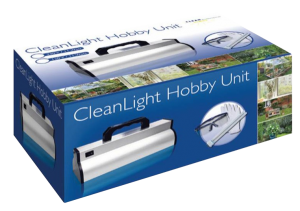 Clean Light UV Garden Hobby Light Kit