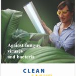 Organic mold control with UV Clean Light